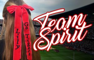 Team Spirit Ribbon Project
